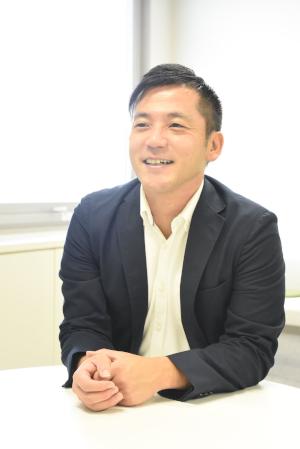 松浦俊介 プロジェクトマネージャー